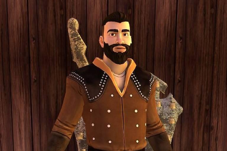 Gusttavo Lima é transformado em avatar 3D para lançamento do projeto 'The Legacy'