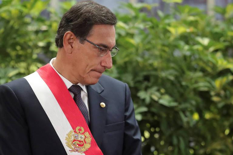 Presidente do Peru enfrenta Congresso cauteloso em sessão de impeachment