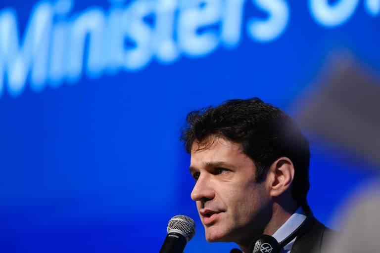 Ministro Marcelo Álvaro Antônio