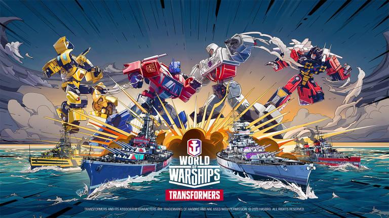 Transformers traz camuflagens exclusivas e comandantes com locuções inspiradas nos Autobots e Decepticons
