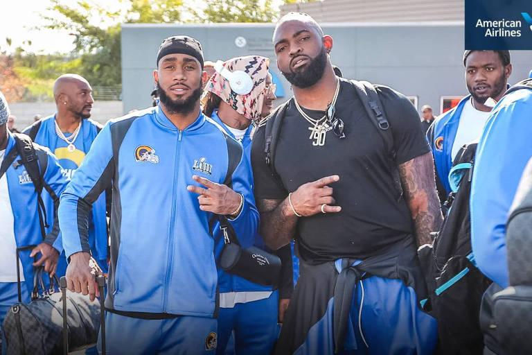 Rams viaja para ATL para o Super Bowl LIII