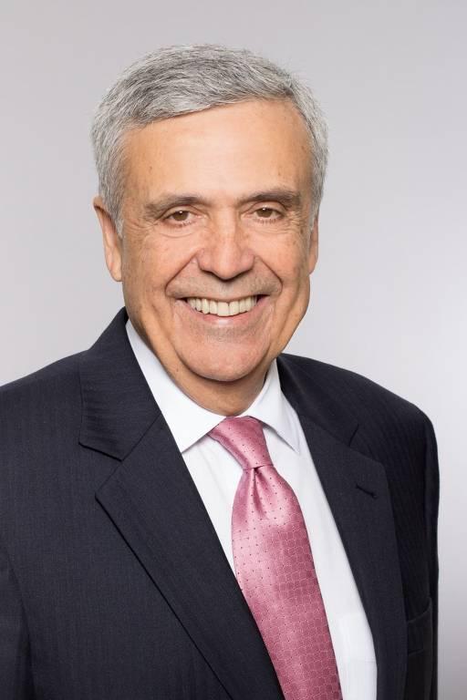 Benedito Braga, diretor-presidente da Sabesp