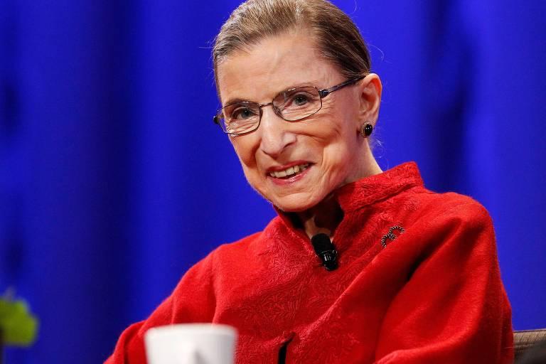 Morre Ruth Bader Ginsburg, ícone progressista da Suprema Corte dos EUA