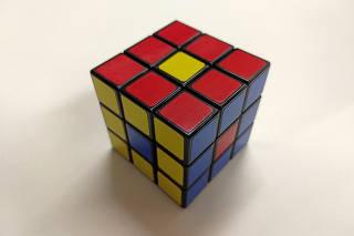 Imagem de Cubo Mágico -  Cubo de Rubik