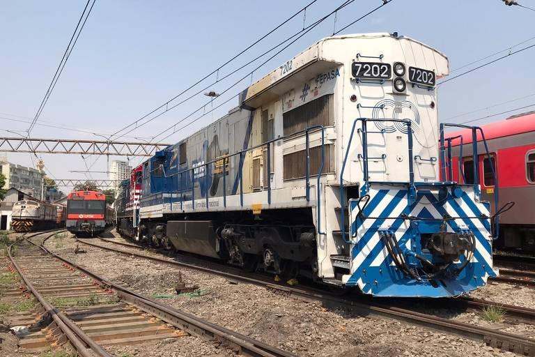 A epopeia rumo à preservação ferroviária