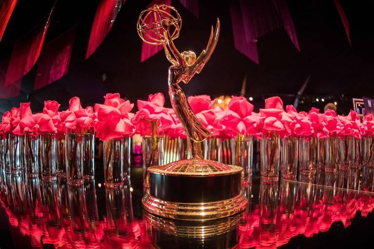 Registro feito na cerimônia do Emmy de 2019; prêmios técnicos da 72ª  edição da premiação já foram entregues