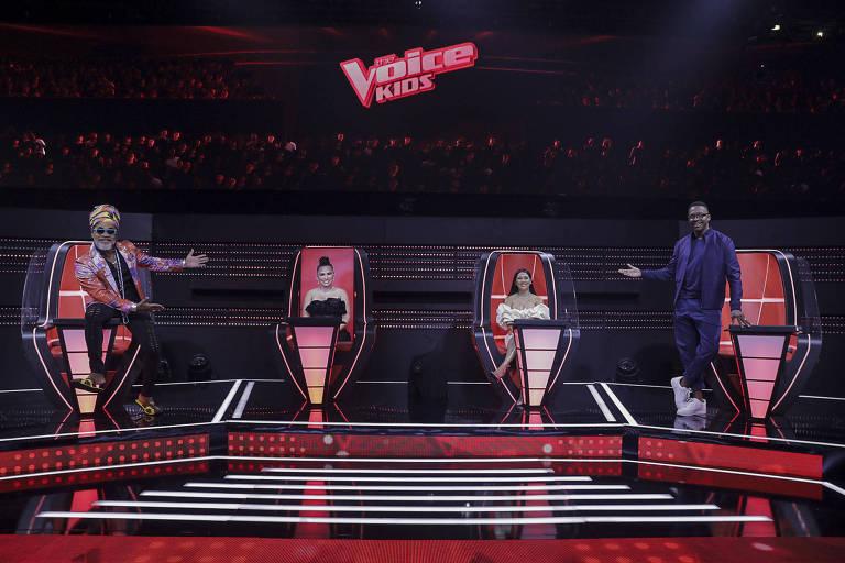 The Voice Kids volta com apresentações ao vivo, mas remotas