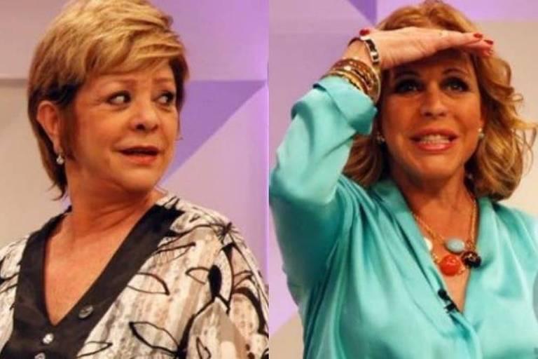 Ione Borges e Claudete Troiano voltam a se encontrar no Mulheres da TV Gazeta