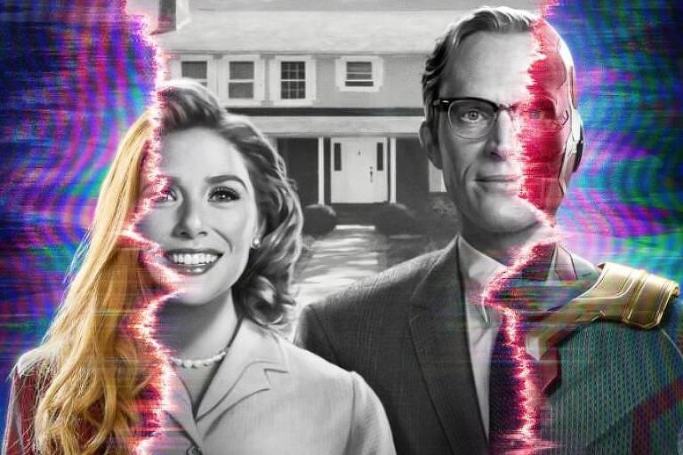 WandaVision, série de TV da Feiticeira Escarlate