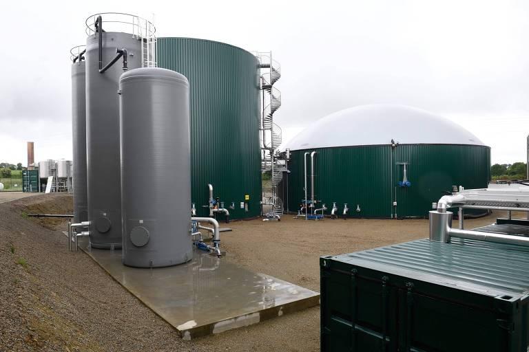 Biogás como fator de redução de emissões de carbono