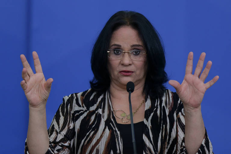 Ministra Damares Alves (Mulher, Família e Direitos Humanos)
