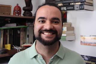 O pesquisador brasileiro Marco Varella, vencedor do IgNobel