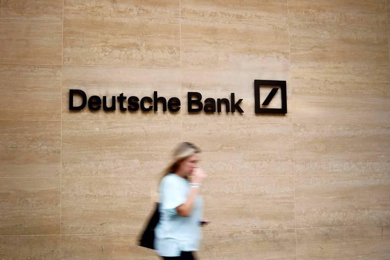 Escritório do Deutsche Bank em Londres
