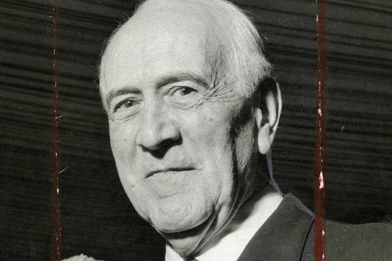 O ex-chanceler Oswaldo Aranha