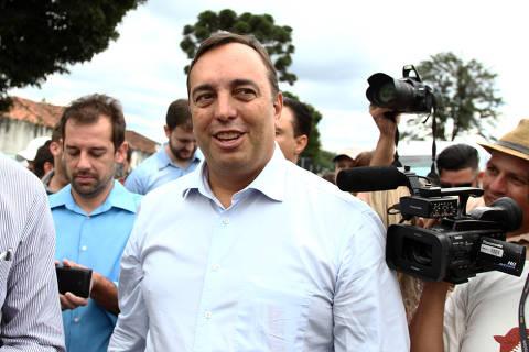 'Sou aliado do presidente Bolsonaro, mas não alienado', diz Francischini em sabatina Folha/UOL