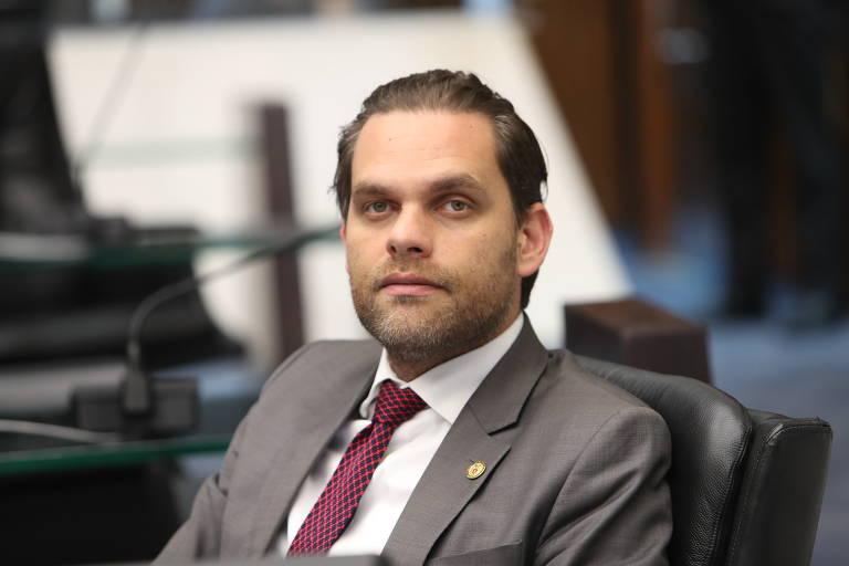 deputado estadual Goura