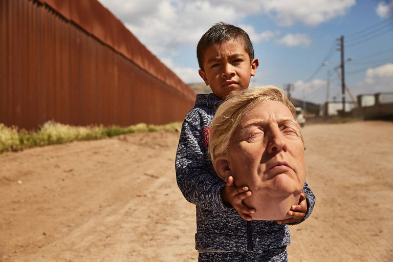 Imagens do projeto 'Freedom Kick'