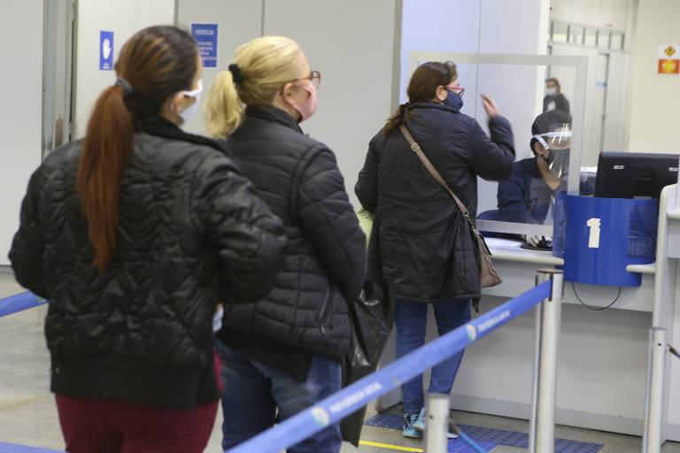 Peritos do INSS retomam atendimento na pandemia