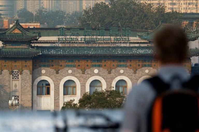 """Cena do filme """"A Ponte de Bambu"""", exibido no É Tudo Verdade de 2020"""