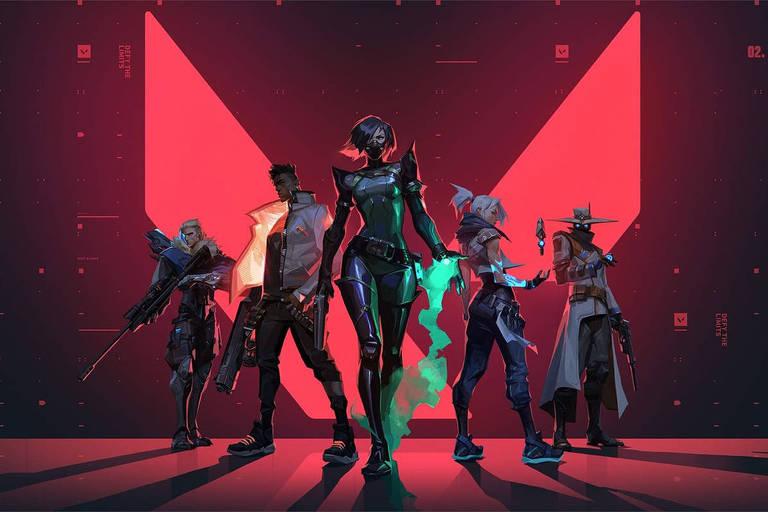Game 'Valorant', da Riot