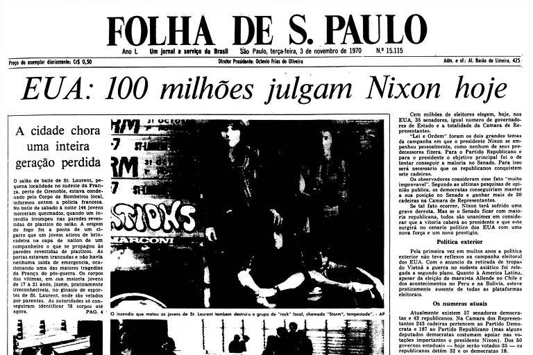 1970: Allende quebra protocolos para posse como presidente do Chile