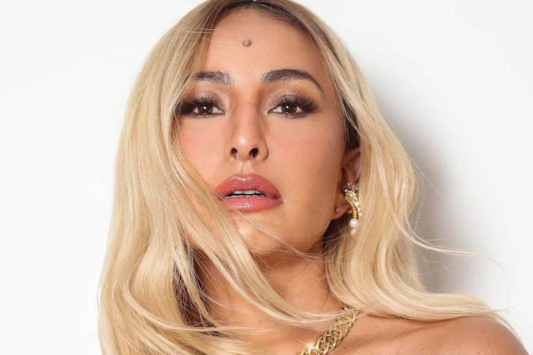 Nova imagem de perfil de Sabrina Sato