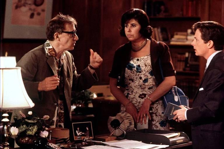 """Cena do longa """"Não Beba dessa Água"""" (1994), de Woody Allen"""