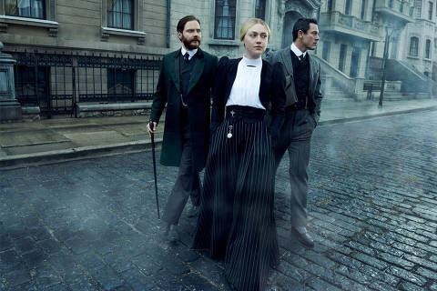Séries - The Alienist - Temporada 2