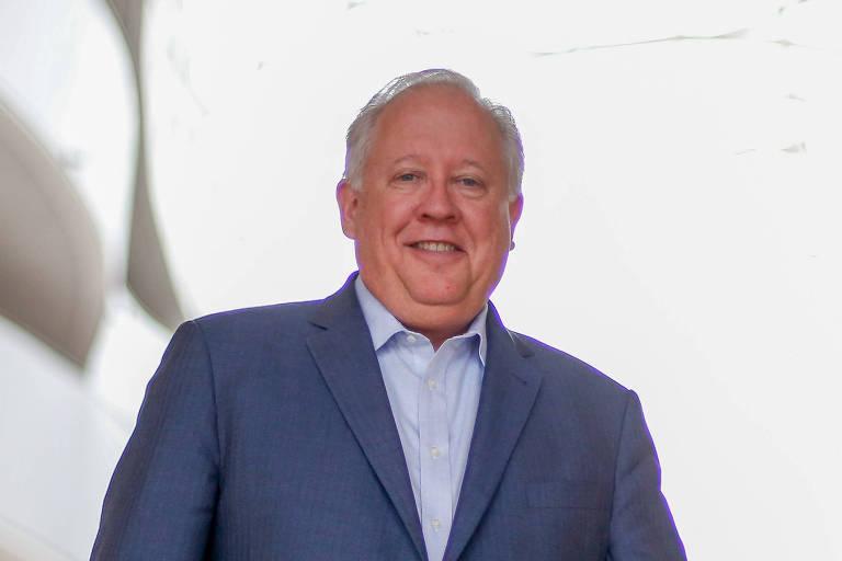 O ex-embaixador dos EUA no Brasil Thomas Shannon