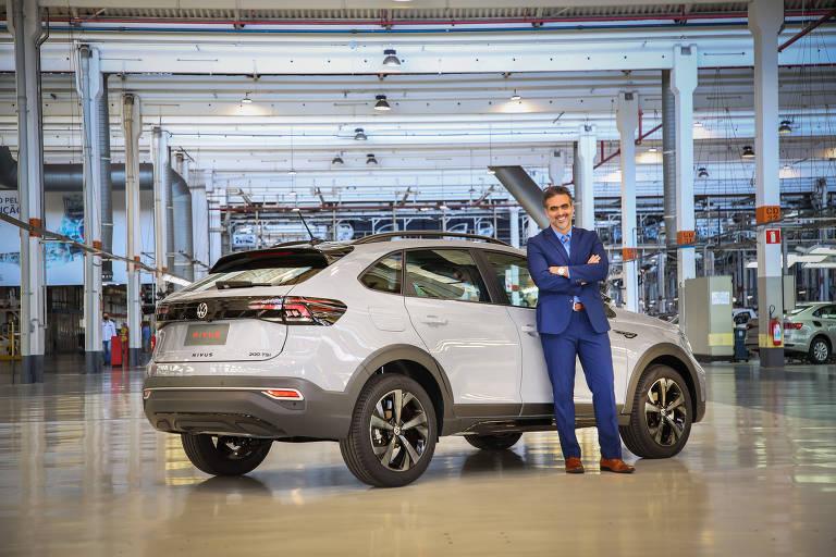 Pablo Di Si, presidente e diretor-executivo da Volkswagen na América Latina