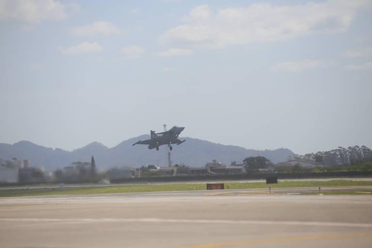 Gripen, novo caça da Força Aérea Brasileira