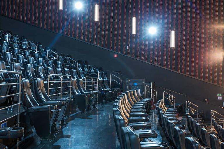 Prefeitura assina protocolos para a abertura de cinemas em SP