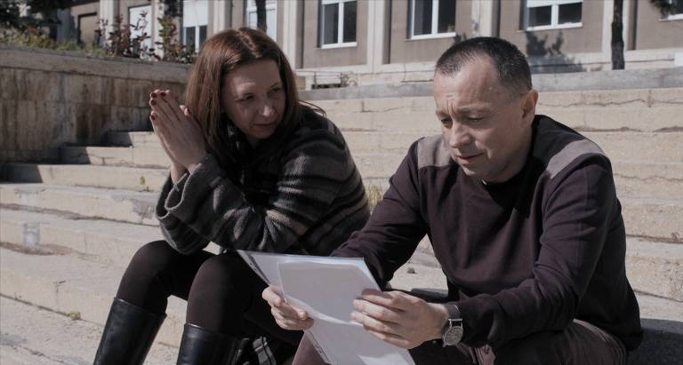 Cena do documentário 'Colectiv', que integra o festival É Tudo Verdade