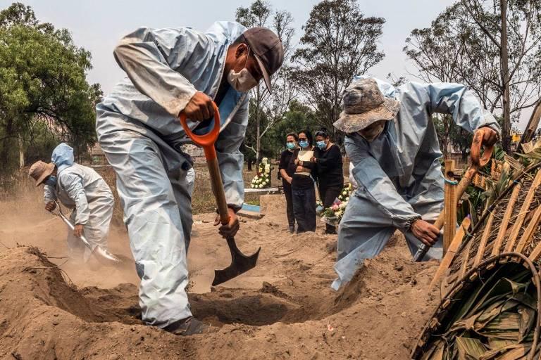 No epicentro da pandemia no México, vírus agrava pobreza e deixa trabalhadores sem alternativa