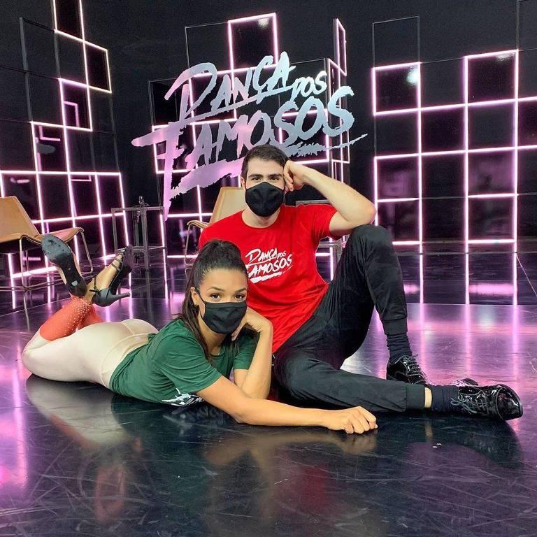 Conheça o time masculino da Dança dos Famosos 2020