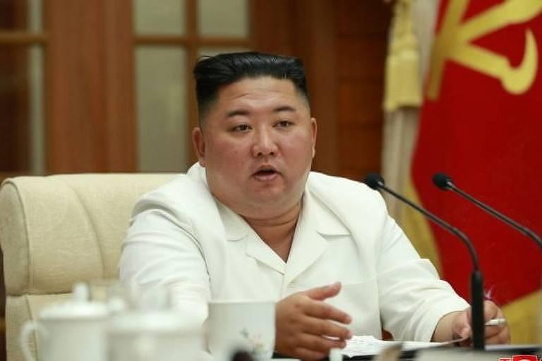 O ditador norte-coreano, Kim Jong-un, disse que o incidente nunca deveria ter acontecido