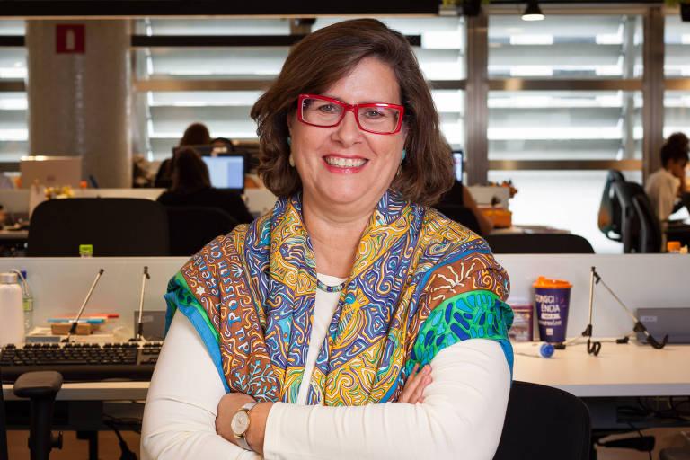 Angela Dannemann, superintendente do Itaú Social