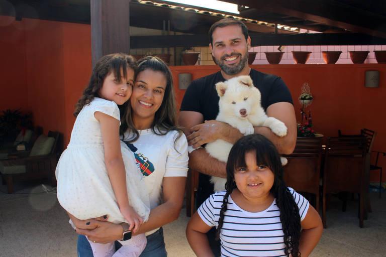 Famílias que compraram ou adotaram um pet durante a quarentena