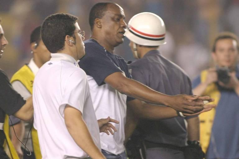 A carreira como técnico de Serginho Chulapa