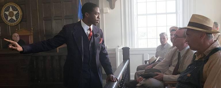 """Cena do filme """"Marshal, Igualdade e Justiça"""""""