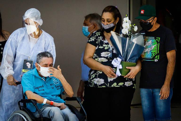 Hospital de Campanha do Ibirapuera foi desativado