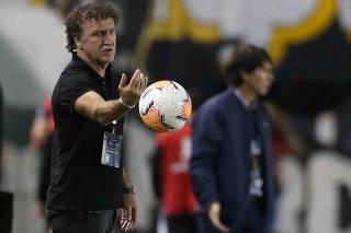 Soccer - Copa Libertadores - Santos v Olimpia