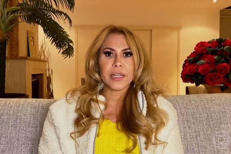 Joelma dá entrevista ao 'Altas Horas'