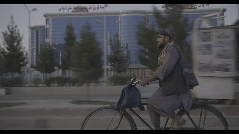 Cena do documentário 'O Rolo Proibido', de Ariel Nasr