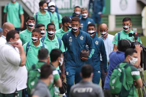 Tribunal derruba liminares, e Palmeiras x Flamengo estão jogando