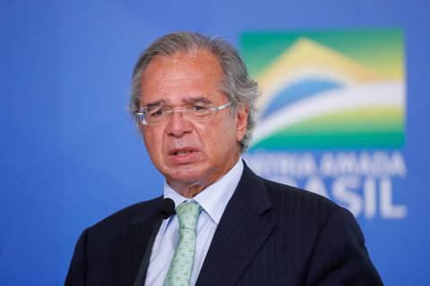 Guedes quer CPMF na reforma tributária, mas diz não ter dinheiro para estados