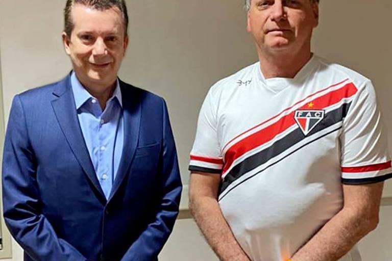 Candidatos a prefeito pelo Brasil apoiados por Bolsonaro