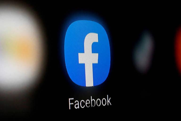 Logo do Facebook; mudança permite que os usuários de cada rede social conversem sem a necessidade de baixar dois apps