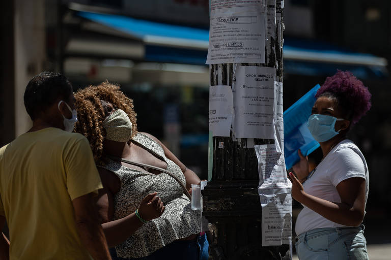 Desemprego no Brasil bate recorde na pandemia