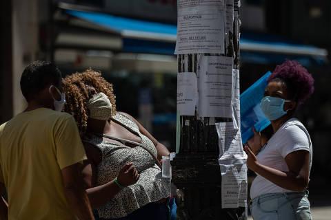 Ricos ficam mais ricos em quase metade das regiões metropolitanas do Brasil durante pandemia
